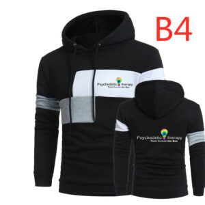 Psychedelic Therapy Hoodies for Men and Women