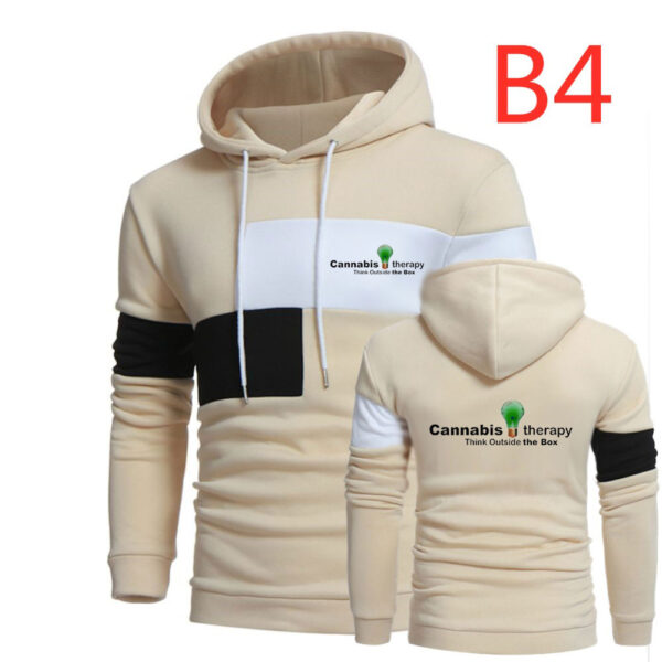 Cannabis Therapy Hoodies for Men and Women